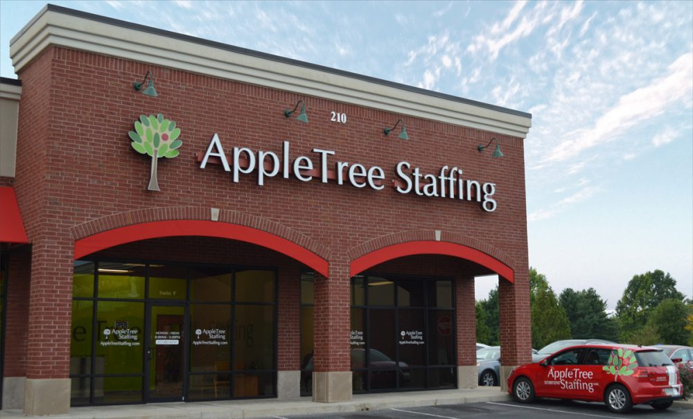 AppleTree Staffing Greenwood Location